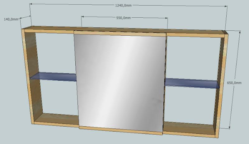 Meubles de salle de bain en robinier - Page 3 Plan10