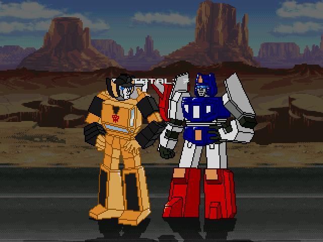 [Jeu vidéo fan] Mugen Transformers Mugen013