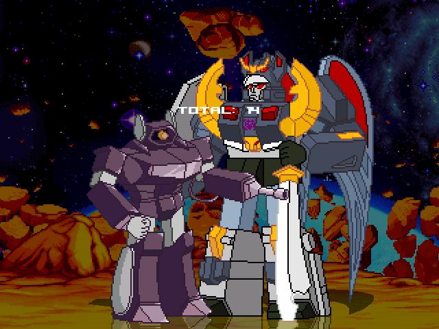 [Jeu vidéo fan] Mugen Transformers Mugen014