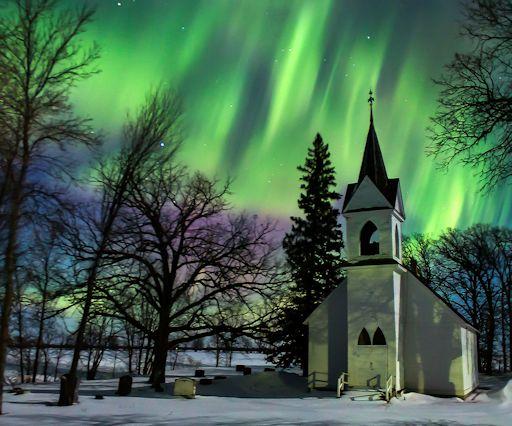 Des tempêtes géomagnétiques exceptionnelles se succèdent sur Terre  Church10