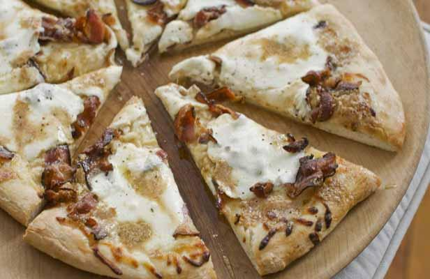 Une mathématicienne invente la formule de la pizza parfaite Pizza10