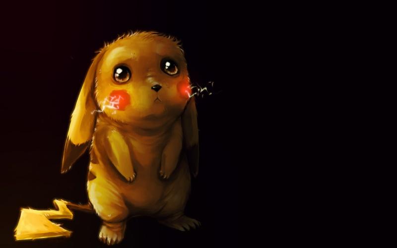 Images/Gifs ou autres conneries du genre. Pikach10
