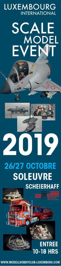 Grande Exposition Modèles réduits à Belvaux (Luxembourg) le 26 et 27 octobre 2019 Deckbl10