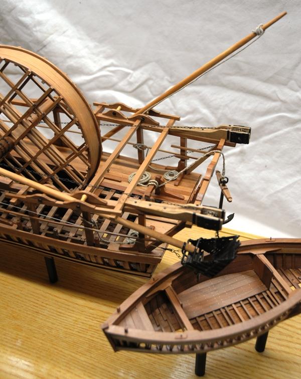 Hafenbaggerschiff um 1750 von Gipsy  - Seite 2 Dsc_3518