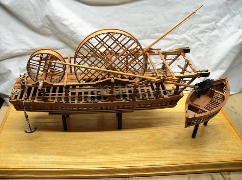 Hafenbaggerschiff um 1750 von Gipsy  - Seite 2 Dsc_3520