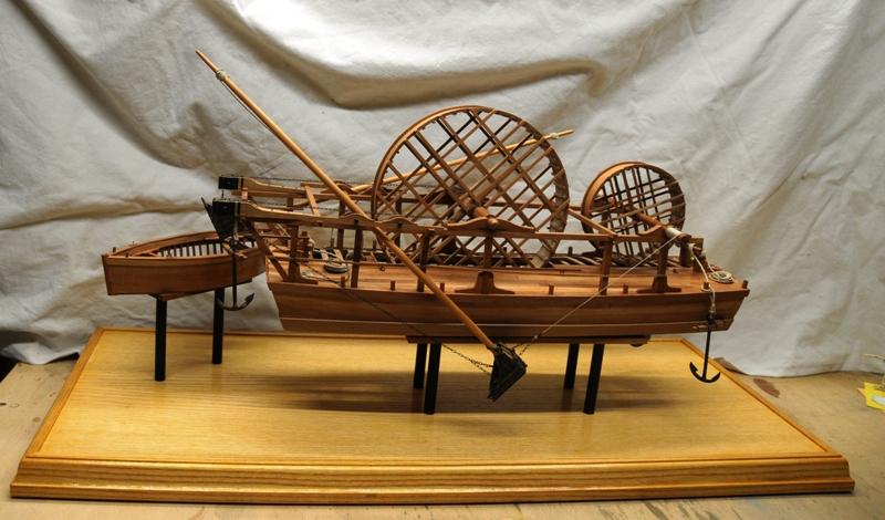 Hafenbaggerschiff um 1750 von Gipsy  - Seite 2 Dsc_3522