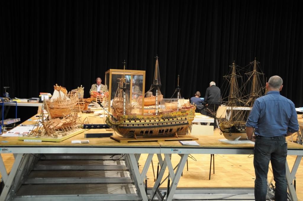 Grande Exposition Modèles réduits à Belvaux (Luxembourg) le 26 et 27 octobre 2019 Dsc_3531