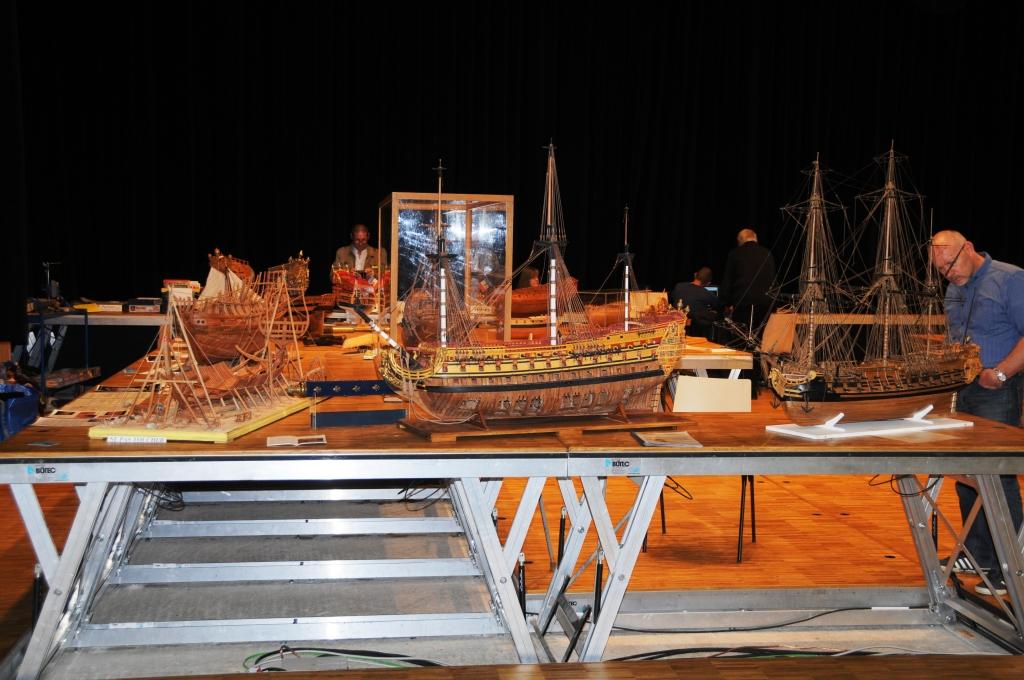 Grande Exposition Modèles réduits à Belvaux (Luxembourg) le 26 et 27 octobre 2019 Dsc_3533
