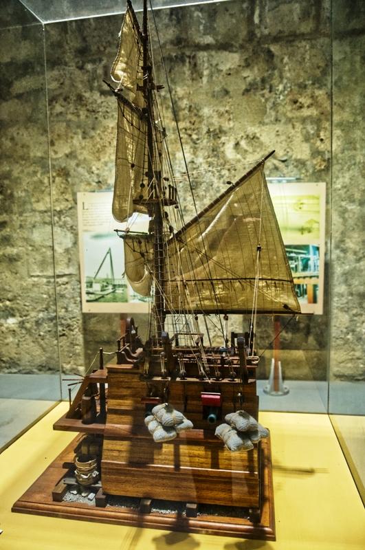 Musée de marine de Havanne (Cuba) Dsc_3728