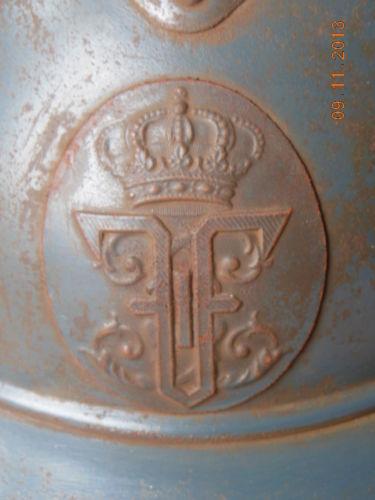 Insigne casque Adrian Roumain _1210