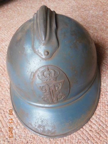 Insigne casque Adrian Roumain Drouil10