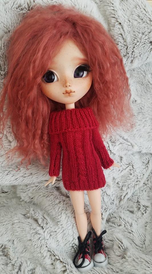 [A VENDRE] Pullip FC par Polka Dolls Fabrics 64894810