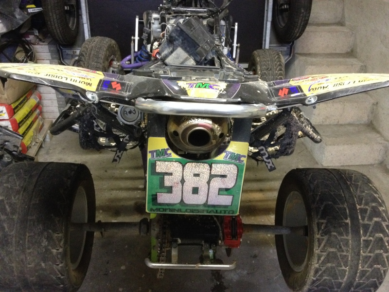 450 LTR superquadeur 43010