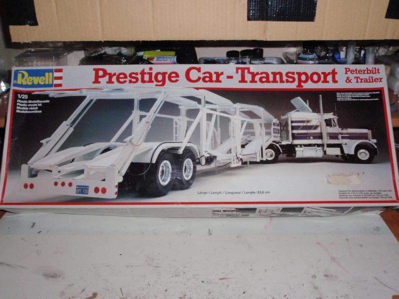 Peterbilt 359 + remorque porte auto WIP Pa120011