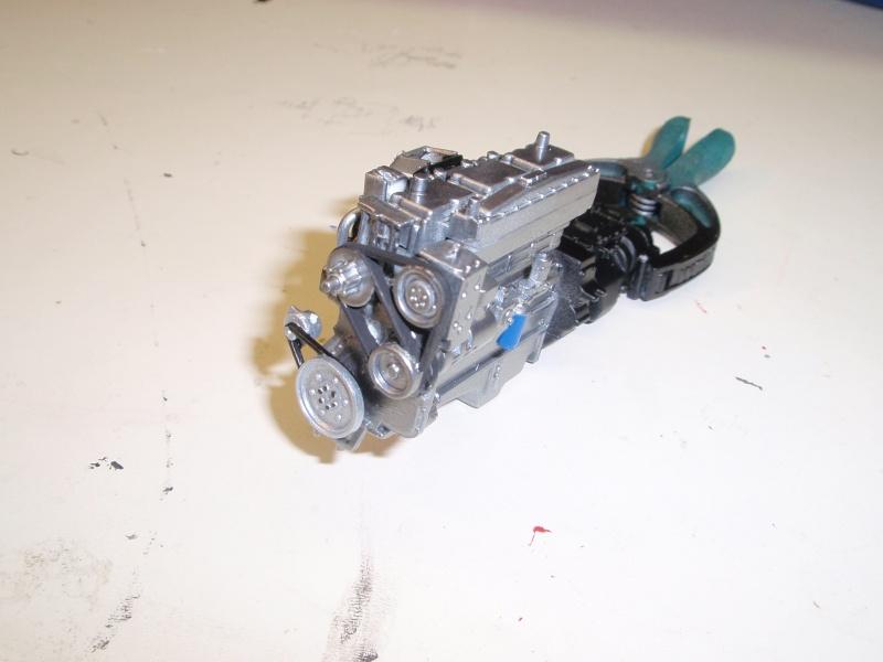 Peterbilt 359 + remorque porte auto WIP Pa120016