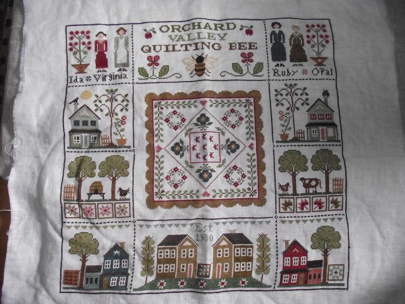 Orchard Valley Quilting Bee de LHN fin le 18 Décembre - Page 3 Dscf3920