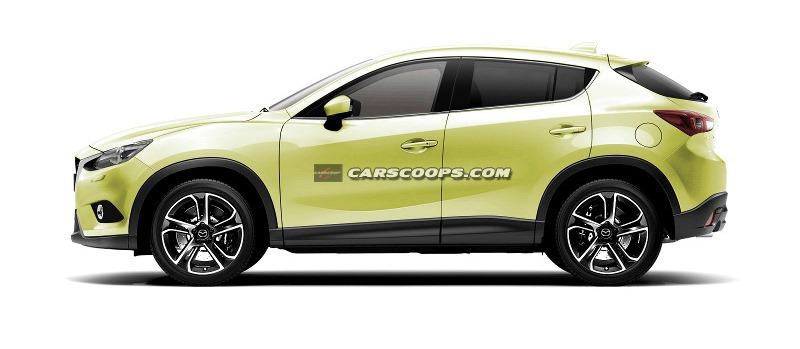 2014 - [Mazda] CX-3 - Page 2 Mazda-11