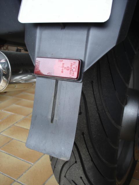 prolongateur bavette ou garde boue arrière Dsc01831