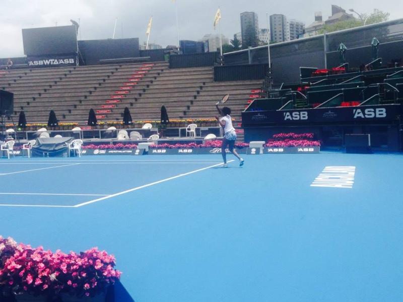 WTA AUCKLAND 2014 : infos, photos et vidéos 14759610