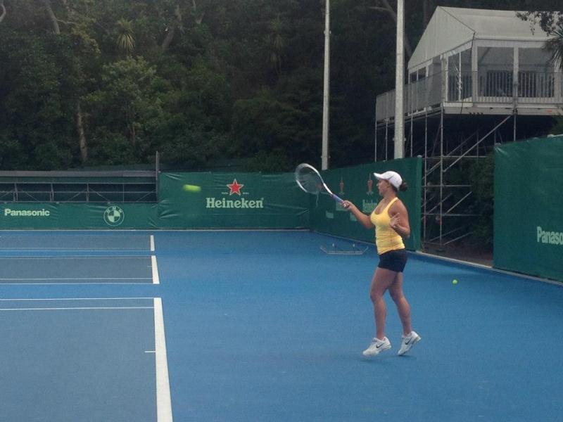 WTA AUCKLAND 2014 : infos, photos et vidéos 14760110