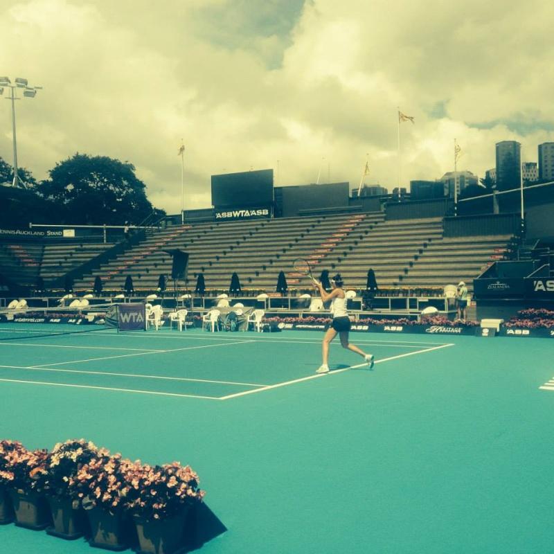 WTA AUCKLAND 2014 : infos, photos et vidéos 15105510