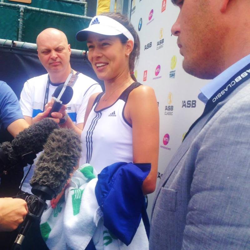 WTA AUCKLAND 2014 : infos, photos et vidéos 15460410
