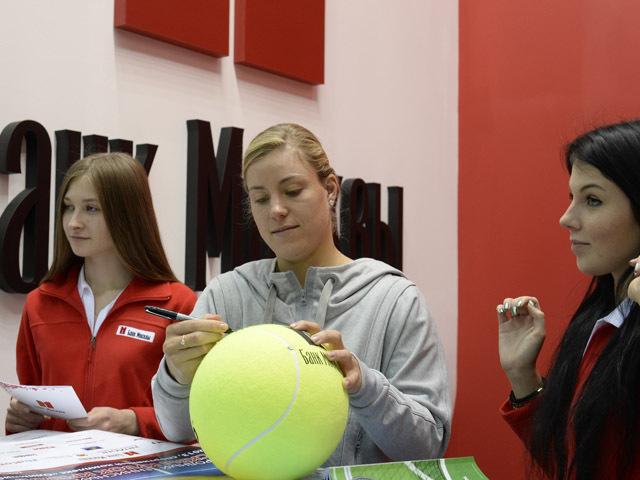 WTA MOSCOU 2013 : infos, photos et vidéos Field510