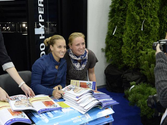 WTA MOSCOU 2013 : infos, photos et vidéos Field513