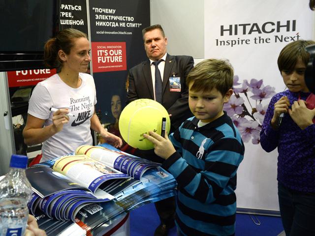 WTA MOSCOU 2013 : infos, photos et vidéos - Page 3 Robert10
