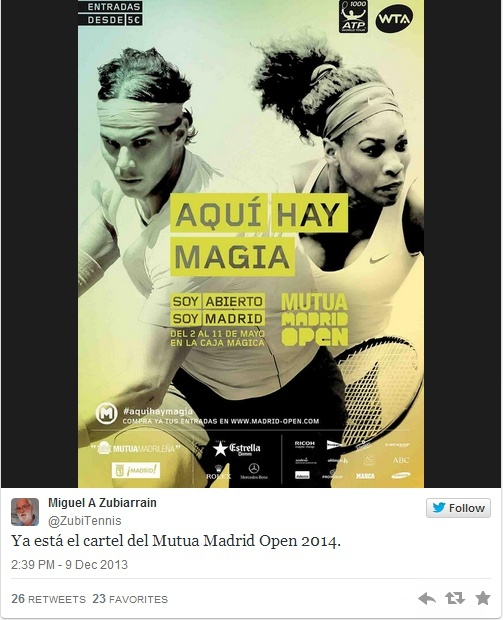 ATP MADRID 2014 : infos, photos et videos Sans_t86