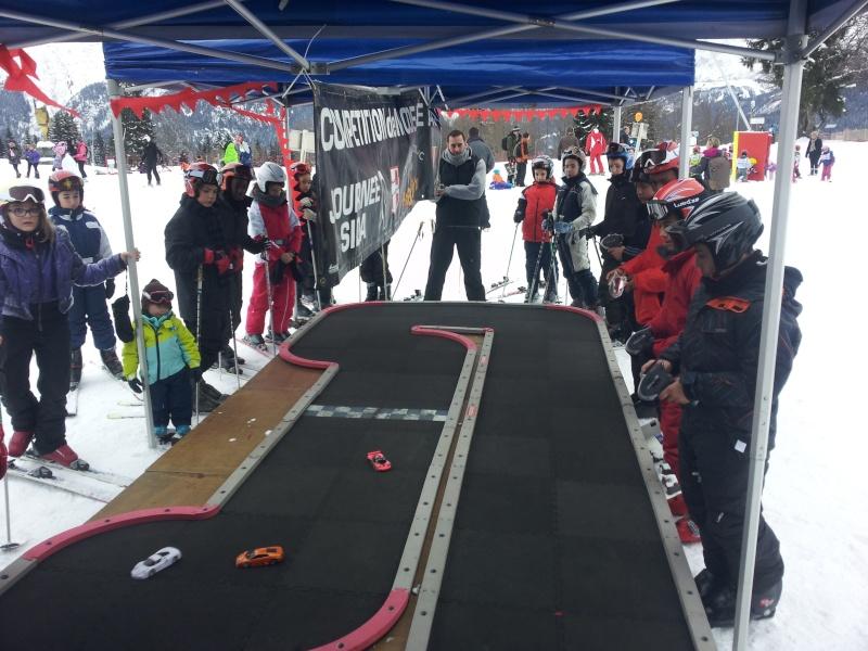 Animation au ski de mini z!! 20140113