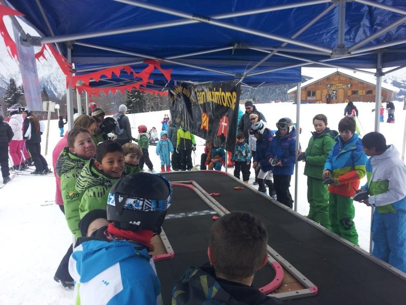 Animation au ski de mini z!! 20140114