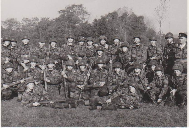 tenue infanterie de Marine B210