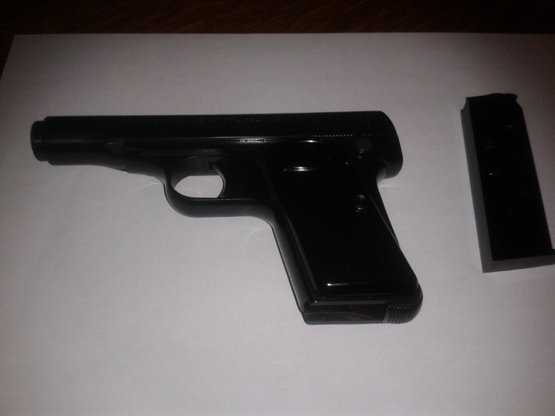 projet achat walther pp ou ppk 7,65  2013-117