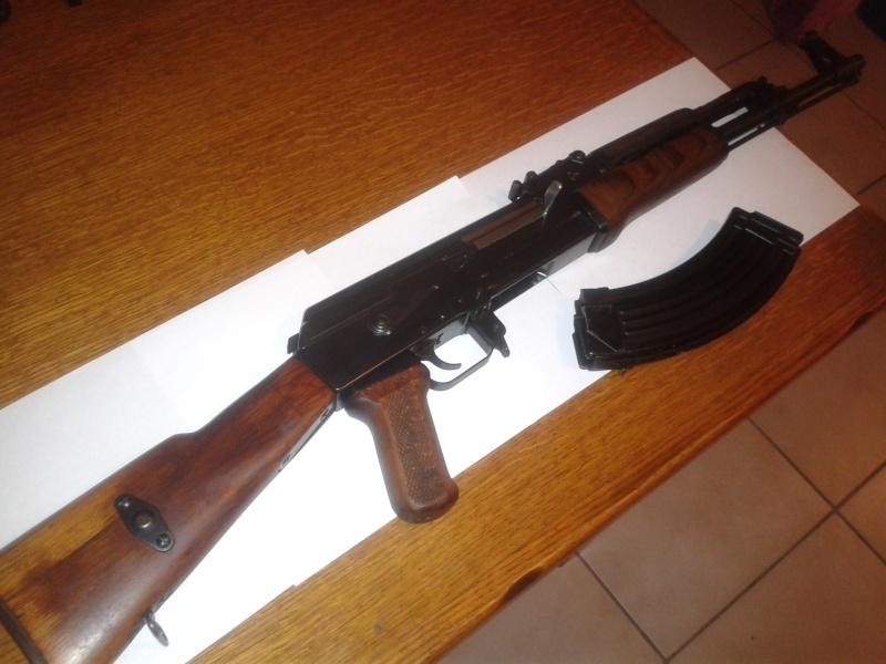 présentation  AK47  polonaise  2013-118