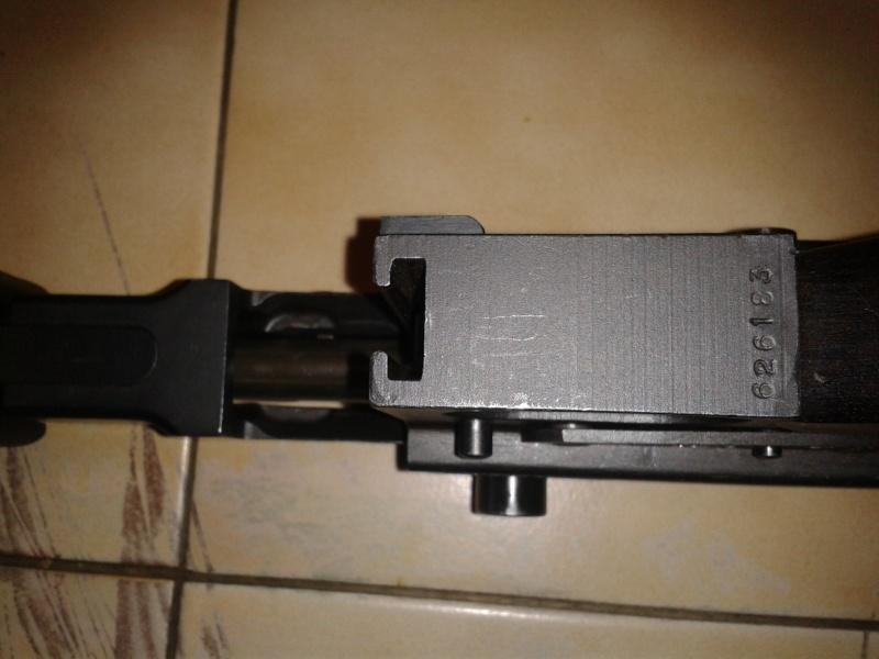 identification marquage Thompson M1 A1 ( photos ) 2014-038