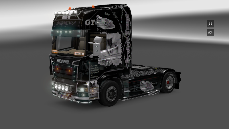 [ETS2]Scania Roadwolf(lonesome Wolf) Skin schwarz Ets2_010