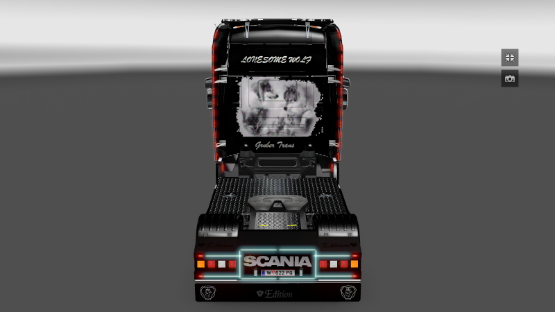 [ETS2]Scania Roadwolf(lonesome Wolf) Skin schwarz Ets2_012
