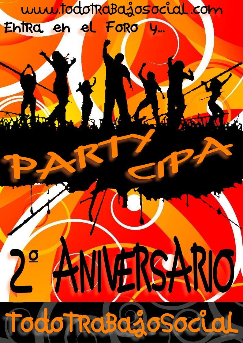 II Aniversario del Foro TodoTrabajoSocial Party_10