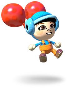 Balloon Fighter, le combattant rétro Obj-411