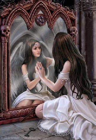 Le quatrième évangile Miroir10