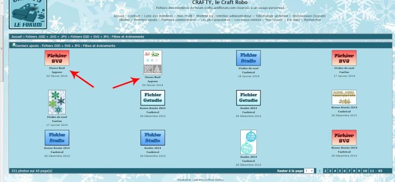 07 - La galerie : ajouter des fichiers en partage Sans_t80