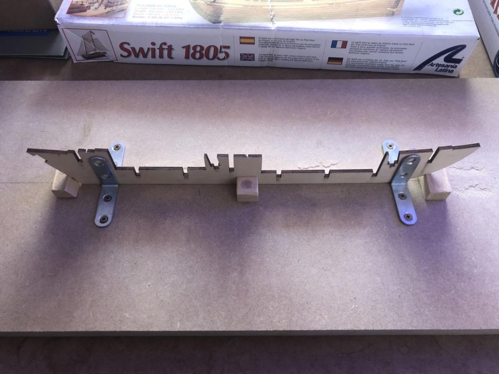 Montage Swift 1805 d'AL au 1/50ème 4953e210