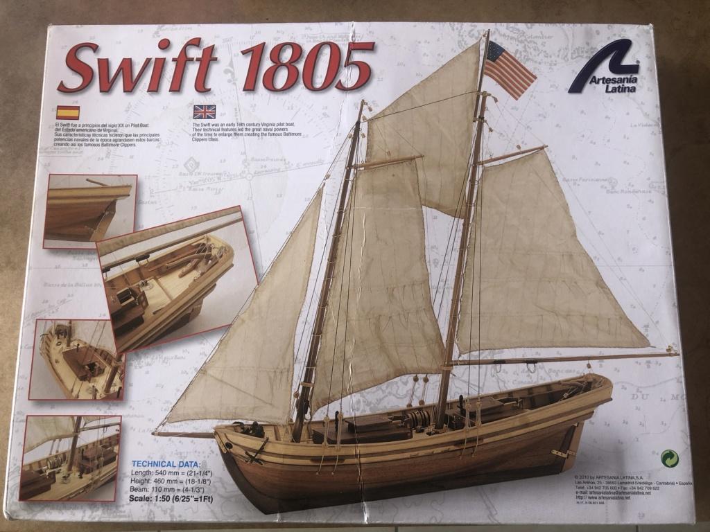 Montage Swift 1805 d'AL au 1/50ème Img_8011
