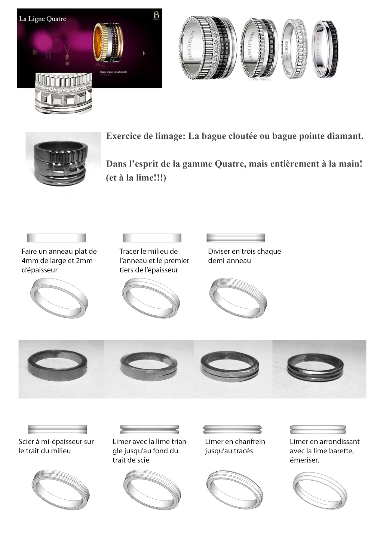 Exercice de limage: pointe diamant Quatre10
