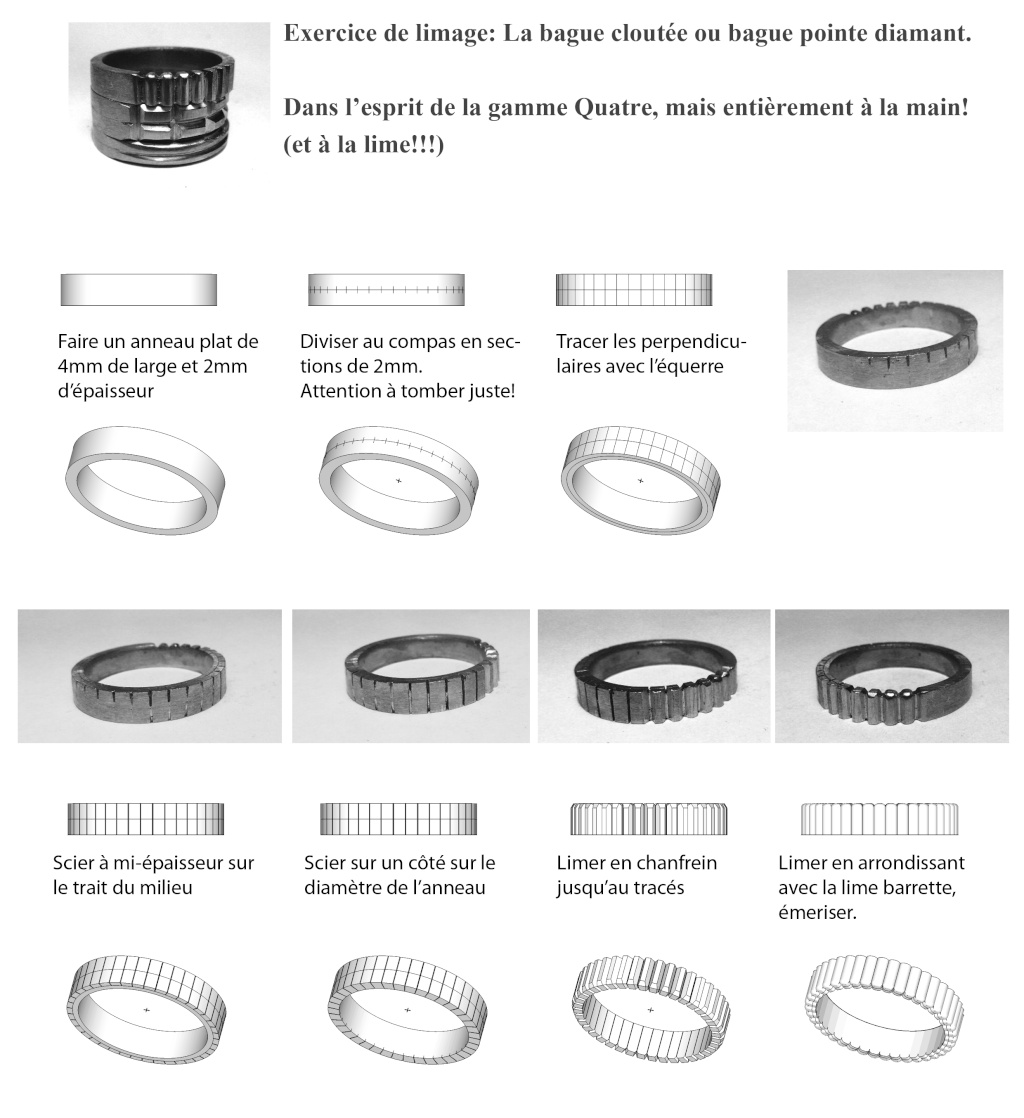 Exercice de limage: pointe diamant Quatre11