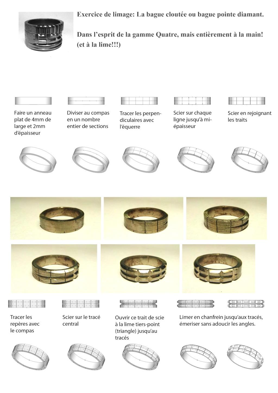 Exercice de limage: pointe diamant Quatre12