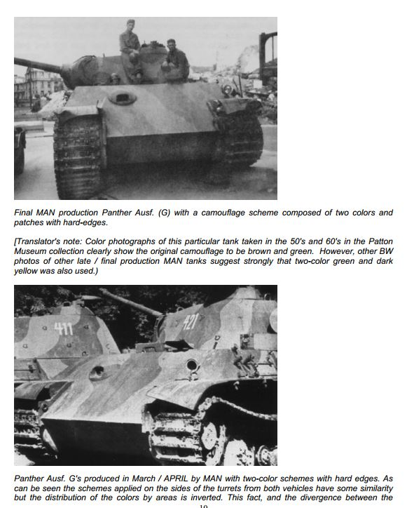 HL Panther G Represents A Tank Made From Oct. 1944 - On Camo_111