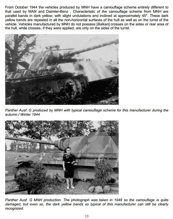 HL Panther G Represents A Tank Made From Oct. 1944 - On Camo_114