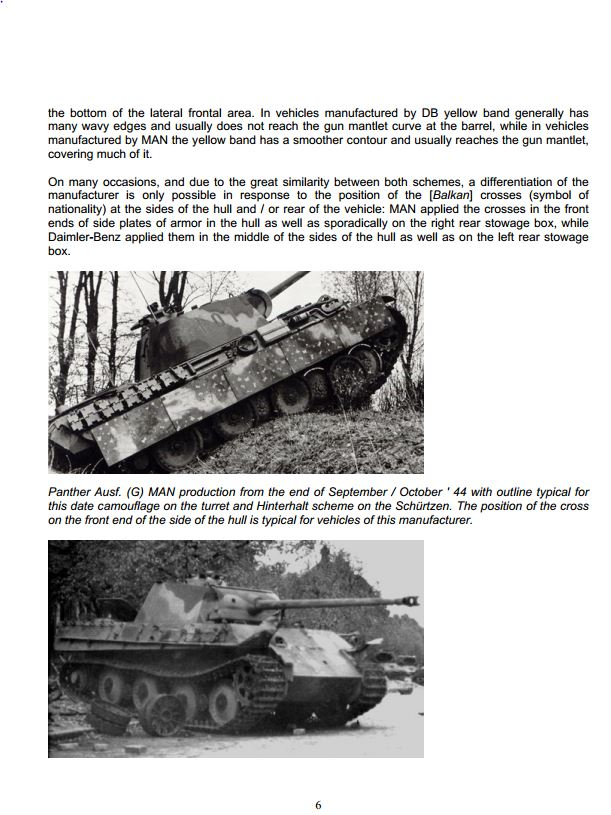 HL Panther G Represents A Tank Made From Oct. 1944 - On Camo_610